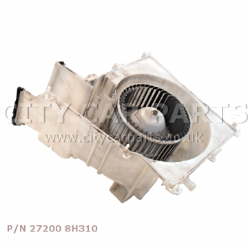 NISSAN X TRAIL T30 MODELS 2002 TO 2006 HEATER BLOWER MOTOR AIR CON 27200-8H310